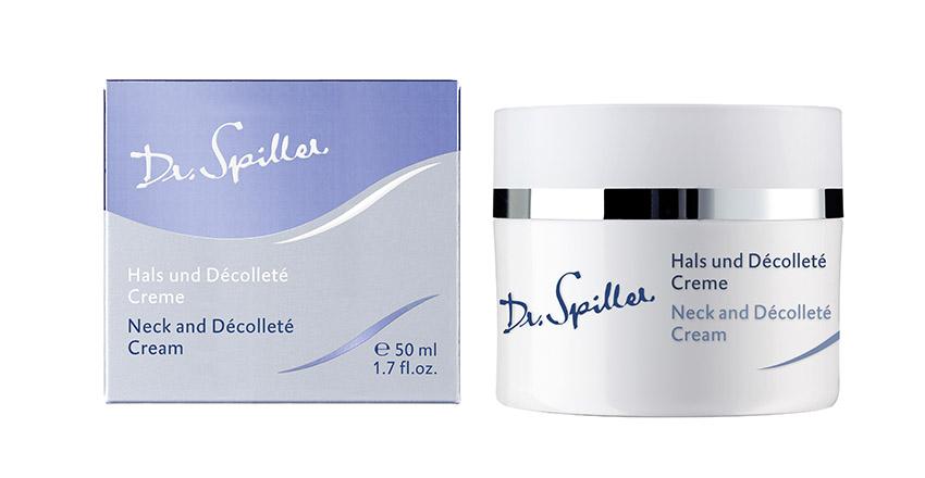 Hals und Décolleté Creme 50 ml