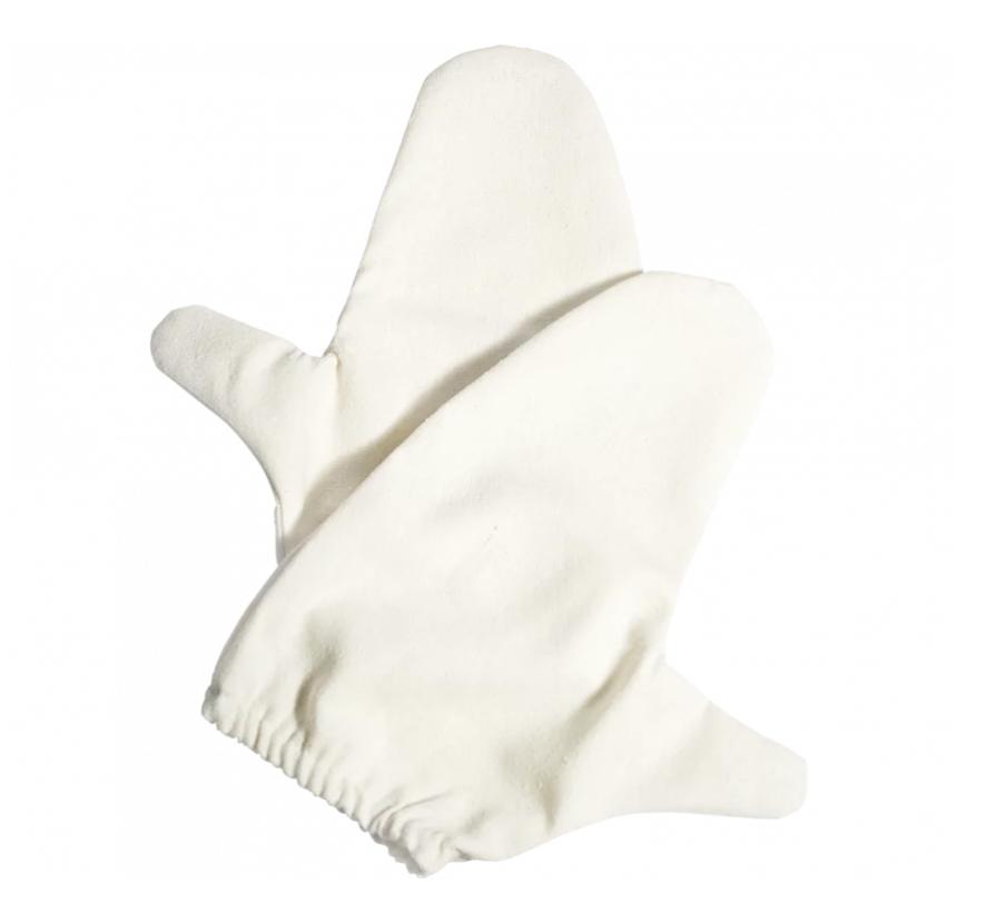 AYURASAN® Rohseiden-Handschuhe